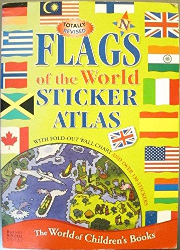 Flag Sticker Atlas - Flags Sticker Atlas