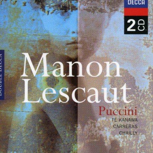 Price comparison product image Puccini: Manon Lescaut