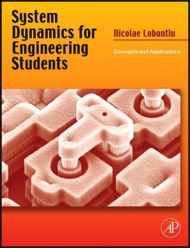 System Dynamics for Engineering Students w/Online Testing: Concepts and Applications