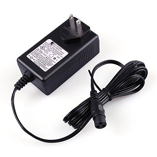 Razor 24V 1500mA Battery Charger - Premium 24 Volt Razor E200 Charger, E300, PR200, MX350, Crazy Cart, Dune Buggy, Dirt Quad, Pocket Mod - Qili Power QL-09009-B2401500H, Part # W13112099014 (E200 Series Players)