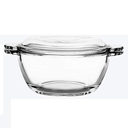 Bowl Vidrio Templado para el hogar con un tazón de Tapa ...