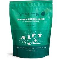 INNERME Isotonic Energy Drink 'Fruit' (520g) - bio & vegan isotone sportdrank - rijk aan Vit C - glucose/fructose 2:1…