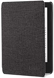 Kindle Fabric Cover - Charcoal Black (10th Gen - 2019 release only—will not fit Kindle Paperwhite or Kindle Oa
