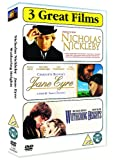 Classics Triple - Wuthering Heights/Jane Eyre/Nicolas... [Import anglais]