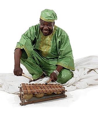 African Handmade Balafon by Africa Imports