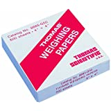Thomas 20605629 Weigh Paper, 3