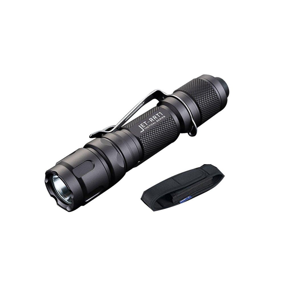 JETBeam rrt1 Wasserdicht Aluminium Legierung sst40 N4 BC 950lm 4 Stalls Rapid Response Tactical LED-Taschenlampe