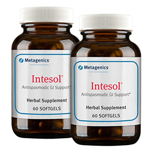 - Metagenics Intesol 60 Softgels - TwinPak