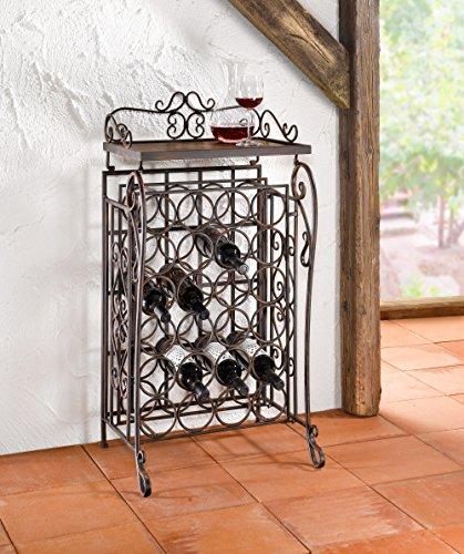 20 Bottle Wine Furniture - 3