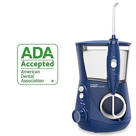 Waterpik Water Flosser Electric Dental Countertop Professional Oral Irrigator