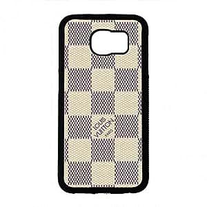 Hard Phone Funda Samsung Galaxy S6,Hard Shell Back Case,Louis and Vuitton brand logo Funda