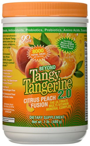 BTT 2.0 Citrus Peach Fusion 480 g canister- Twin Pack by Youngevity