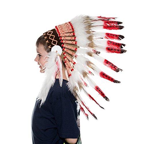 Novum (Halloween Costumes Indian Headdress)
