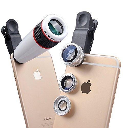 Universal Clip Lens (Silver) - 6