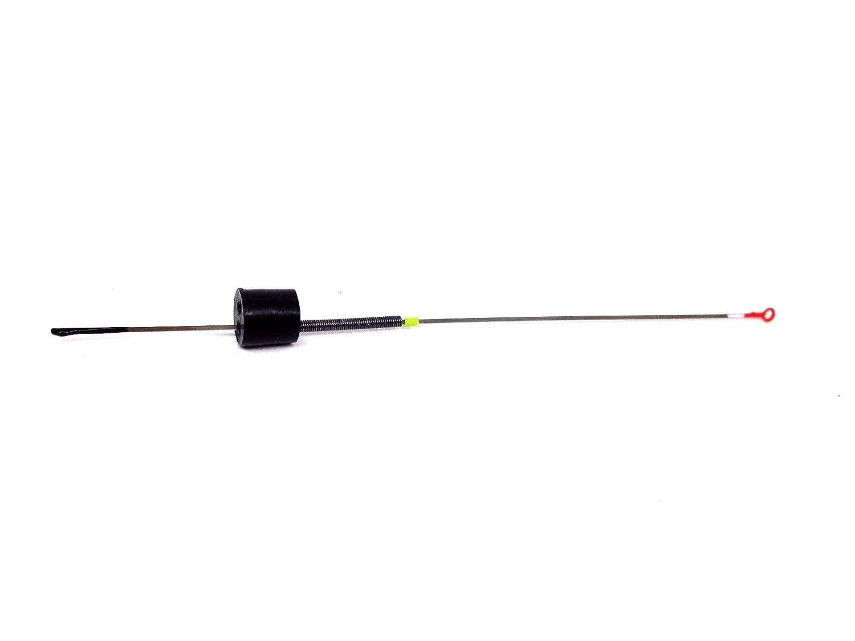 Mormysh Ice Fishing Spring Bobbers Sport Metal Bite Indicators 10pcs