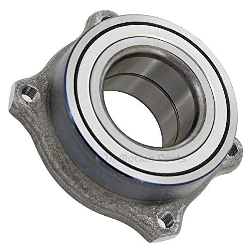 Wheel Hub Bearing Assembly IMP512432 inMotion Parts for Mercedes-Benz CL550 2014-07, CL600 14-07, CL63 AMG 14-08, CL65 AMG 14-08, CLS400 16-15, CLS500 06, CLS55 AMG 06, CLS550 16-07, Replace 512432