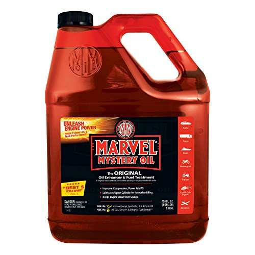 Minus Oil - Marvel Mystery Oil MM14R 1 Gallon Automotive Accessories