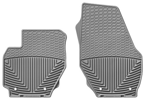 UPC 787765122214, WeatherTech Trim to Fit Front Rubber Mats for Volvo S80, Grey