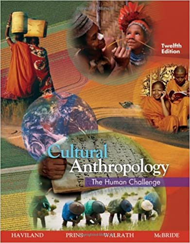 Cultural Anthropologist?