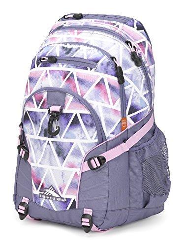 High Sierra Loop Backpack, Dreamscape/Purple Smoke/Iced Lilac [並行輸入品] B07DVNHXPR