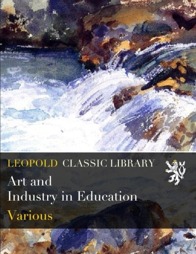 Download Art and Industry in Education ebook