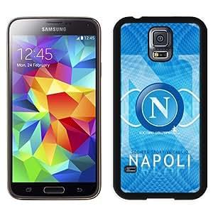 Unique DIY Designed Case For Samsung Samsung Galaxy S5 I9600 G900a G900v G900p G900t G900w With Soccer Club Napoli 05 Football Logo Cell Phone Case