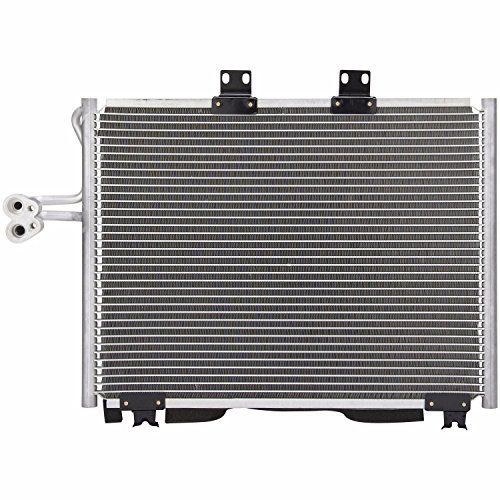 Jeep A/c Wrangler Condenser (AC A/C CONDENSER FOR JEEP FITS WRANGLER TJ 2.4 4.0 2.5 3082)
