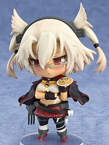 Musashi ABS /& PVC action figure Nendoroid KANTAI COLLECTION KANCOLLE