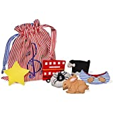 Soft SONG BAG - Nursery Rhymes - Let's Play - by Oskar & Ellen