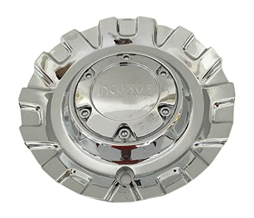 - Incubus Wheels EMR0501-TRUCK-CAP SGD0010 Chrome Wheel Center Cap
