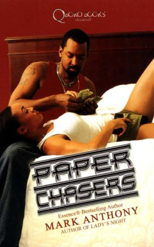 book cover of Paper Chasers