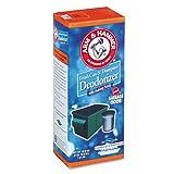 Arm & Hammer - Trash Can & Dumpster Deodorizer, Unscented, Powder, 42.6oz 3320084116 (DMi EA