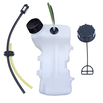 In Gas Fuel Tank W/ Cap Line Hose Filter Kit For Honda Gx35 Gx 35 Engine Motor Trimmer Brushcutter Replacement Parts New Excellent Quality