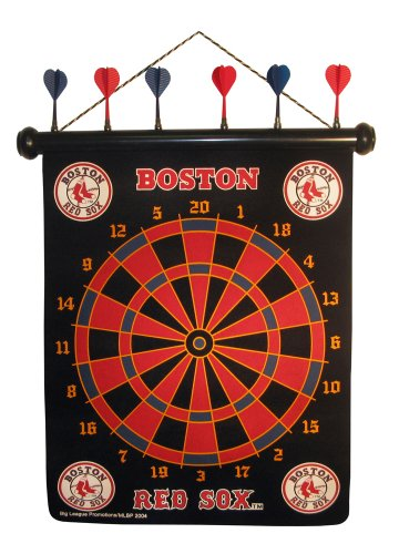 MLB Boston Red Sox Dart Board
