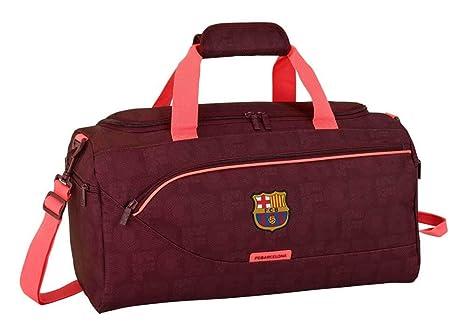 Safta Bolsa De Deporte F.C. Barcelona 3ª Equip 17 18 Oficial 500x250x250mm b4393f9f027