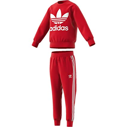 buying now coupon code uk cheap sale Fitness et Musculation adidas Crew Set Survêtement Enfant ...