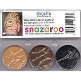 Snazaroo Giraffe Face Paint Kit