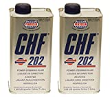 Pentosin CHF202 Power Steering Fluid (1 qt) - 2 Pack
