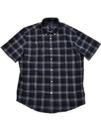 Men's Classic Fit Short Sleeve Buttondown Shirt