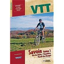 VTT SAVOIE T.01 : CHAMBÉRY AIX-LES-BAINS BAUGES