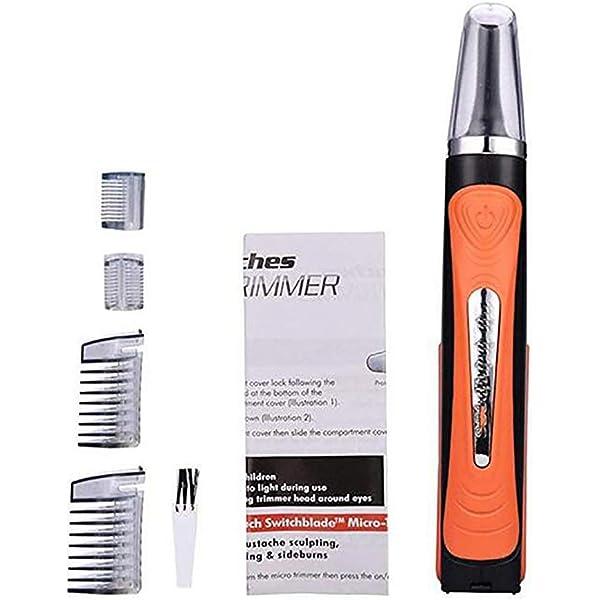 Cortadora de cabello Hair Touch Trimmer Shaver Man 2 En 1 Dual End ...