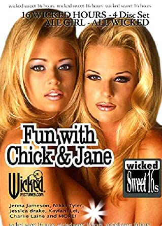 Fun With Chick Jane 4 Pack
