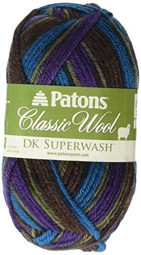 Wool Classic Spinrite - Spinrite Classic Wool DK Yarn, Welsh Coast