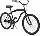 Critical Cycles Chatham-3 Mens Beach Cruiser 26-Inch, 3-Speed