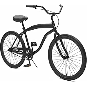 """More Buying Choices for Critical Cycles Chatham 3 Men's Beach Cruiser 26"""" Three Speed"""