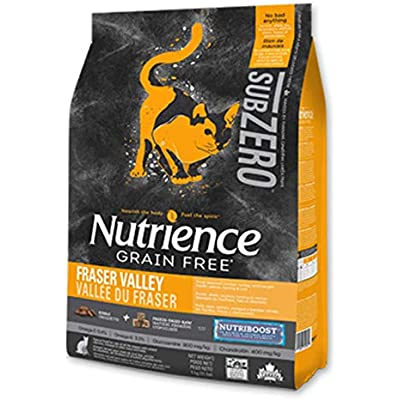 Nutrience Grain Free Subzero Fraser Valley Cat Food 1.13 kg (2.5 lbs)