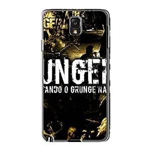 Bumper Cell-phone Hard Cover For Samsung Galaxy Note3 With Provide Private Custom Trendy Foo Fighters Pictures SherriFakhry
