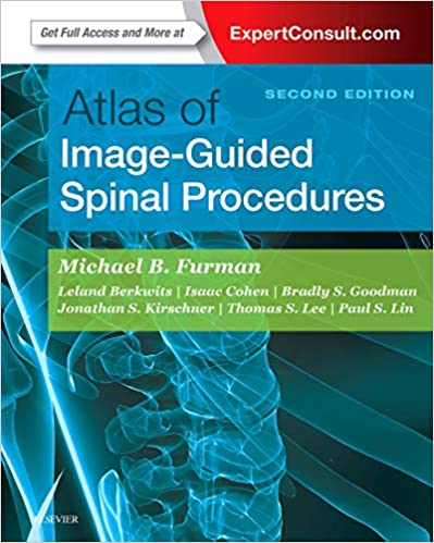 Atlas of Image-Guided Spinal Procedures: 9780323401531