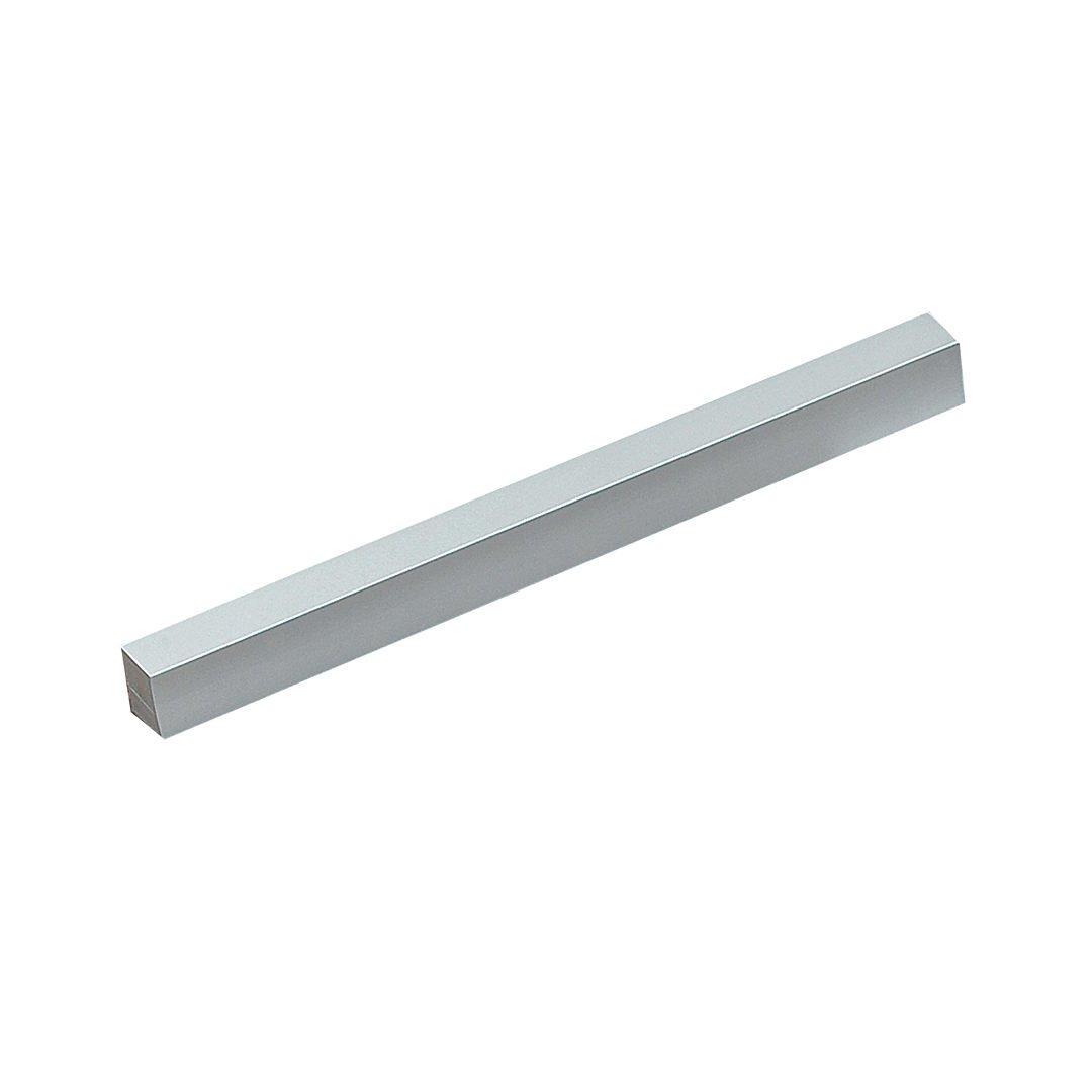 BP46072019210 - Aluminum  Finish 4607-7 9//16 in Contemporary Aluminum Pull 192 mm Richelieu Hardware
