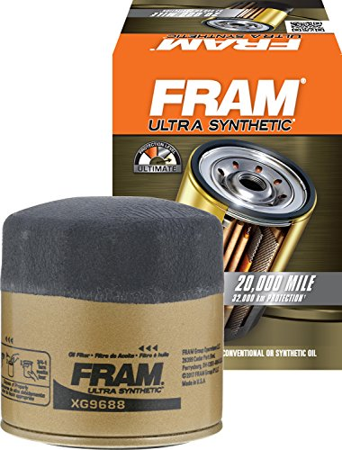 FRAM XG9688 Ultra Synthetic Spin-On Oil Filter